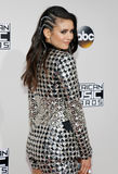 Nina Dobrev. At the 2016 American Music Awards held at the Microsoft Theater in Los Angeles, USA on November 20, 2016 Stock Photography