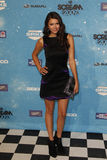 Nina Dobrey arriving at the  Scream Awards 2009 Stock Images