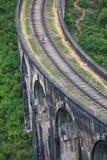 Nine arches bridge, Ella, Sri Lanka Royalty Free Stock Photo