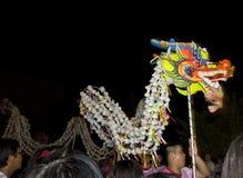 Nine Emperor Gods - Dragon Dance Stock Images