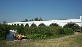 Nine Hole Bridge Stock Photo