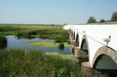 Nine Hole Bridge royalty free stock photos