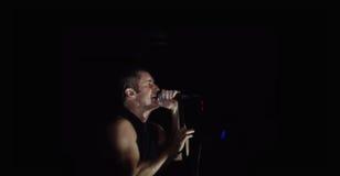 Nine Inch Nails 2013 Lollapalooza Royalty Free Stock Photography