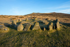 Nine maidens. Stock Photography