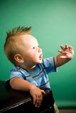 Nine Month Old Boy Royalty Free Stock Photos