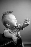 Nine Month Old Boy Royalty Free Stock Images