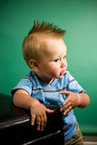 Nine Month Old Boy Stock Photos