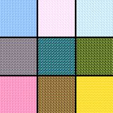Background. The nine-point color background Royalty Free Stock Image