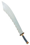 Nine Ring Broad Sword Royalty Free Stock Images