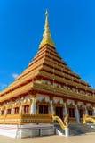 Nine-story pagoda Royalty Free Stock Images