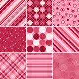 Nine Valentine Patterns