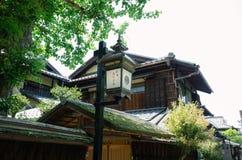 Ninenzaka Kyoto Fotos de archivo libres de regalías