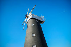 Nineteenth Century Windmill Stock Photo