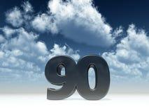 Ninety Stock Images