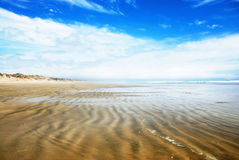 Ninety mile beach Royalty Free Stock Images