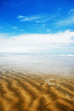 Ninety mile beach Royalty Free Stock Photos
