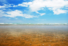 Ninety mile beach Stock Photography