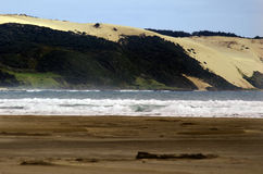 Ninety Mile Beach - New Zealand Stock Photos