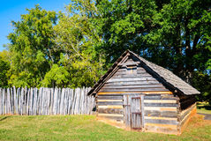 Ninety Six National Historic Site Stock Images