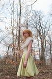 Ninfa del bosque Fotografía de archivo libre de regalías