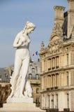 A ninfa por Louis Auguste Leveque, Paris Imagens de Stock