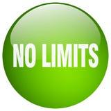 ningún botón de los límites stock de ilustración