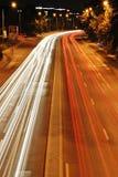 Ningún límite de velocidad Imágenes de archivo libres de regalías