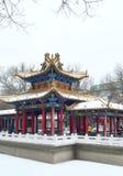 Ning Garden i Yinchuan Royaltyfri Bild