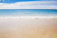Ningaloo Australian Summer beach sea shore beautiful Stock Images