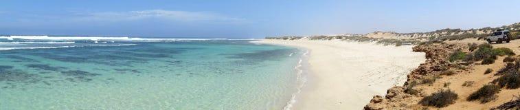 Ningaloo Coast, Western Australia. Coast of Ningaloo, Western Australia Royalty Free Stock Images