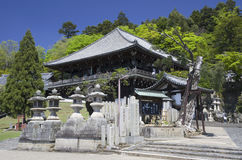 Ningatsu-do temple, Nara, Japan Royalty Free Stock Photography