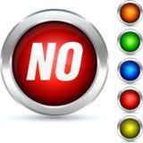 Ningún botón. Fotos de archivo