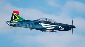 Ningún desfile de aviones de 1 Astra Imagen de archivo libre de regalías