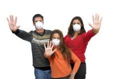 Ninguna gripe Fotos de archivo