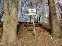 Ninguna Norfolk de violación Southern Corp Foto de archivo libre de regalías