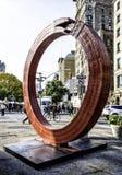 Ningunos límites Nueva York Imágenes de archivo libres de regalías