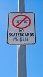 Ningunos patines Imagenes de archivo