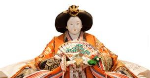 ningyo японца hina куклы Стоковые Фотографии RF