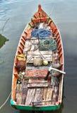 ninh ветчины fisher шлюпки Стоковая Фотография