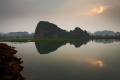 Ninh Binh Stock Photography