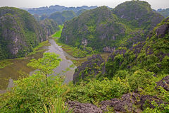 Ninh Binh Stock Photo