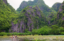 Ninh Binh Royalty Free Stock Photography