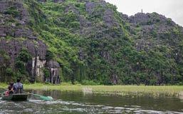 Ninh Binh Royalty Free Stock Photos