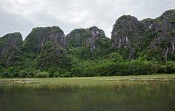 Ninh Binh Arkivfoton
