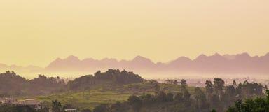 Ninh Binh Fotografia de Stock