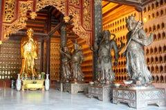 Ninh Binh stad Royaltyfri Bild