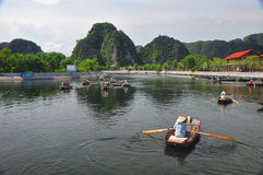 Ninh Binh, Vietnam Royalty Free Stock Photos
