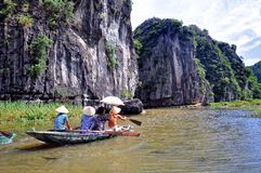 Ninh Binh, Vietnam Royalty Free Stock Images