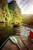 Ninh Binh, Vietnam fotografia de stock