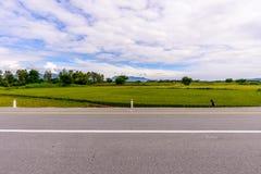 Ninh Thuan, Vietname - Otc 2016 - na estrada Imagem de Stock